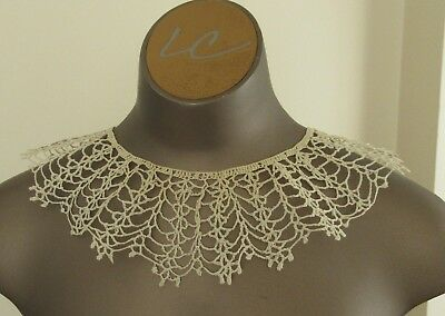 Antique Victorian/Edwardian Lace Collar -26