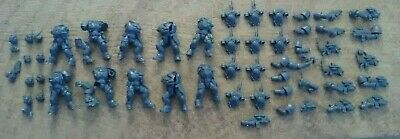 40k Shadowspear Vanguard Space Marines Inflitrators x10