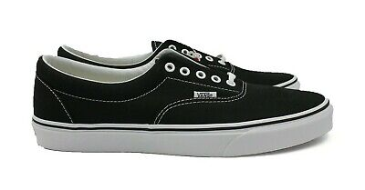 048e61abb2 VANS Era Men s Classic Low Top Skate Shoes - Black - Size 12 - NEW Authentic