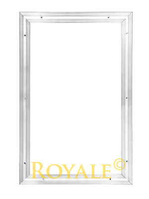 Royale® Matwell Frame - Ideal For Entrance Barrier Matting / Coir - 3 Sizes