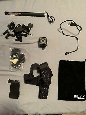 GoPro Hero 5 Session Camera /w Accessories, Attachments & Charger-No Reserve!!
