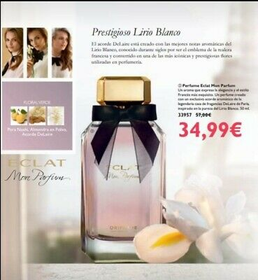 Perfume Eclat Mon Parfum by Oriflame