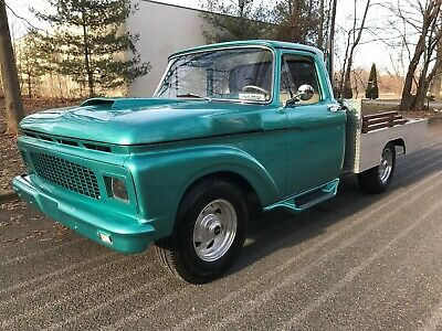 1963 Ford F-250  1963 FORD PICK UP (RECENT NUT AND BOLT RESTORATION)