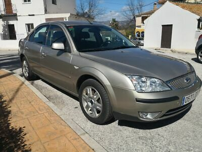 Ford Mondeo Ghia 3.0 V6 . LHD 04' Spanish Registered in Spain. 99k Miles.