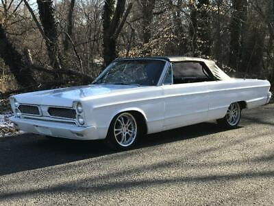 1966 Plymouth Fury  1966 PLYMOUTH SPORT FURY CONVERTABLE  (SHOW CAR)