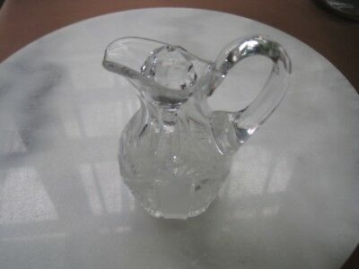 Glass jar with stopper GH025
