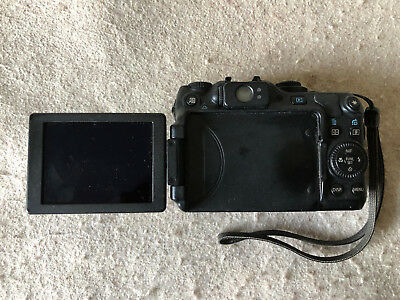 Canon Powershot G12 Japan 10MP Digital Camera with accessories