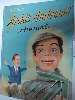 The New Archie Andrews' Annual. Vintage 1958. hardcover. Story Book.