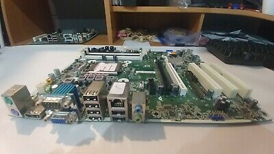 HP Compaq 8100 Elite Motherboard POLO 531990-001 505799-001 LGA 1156 DDR3