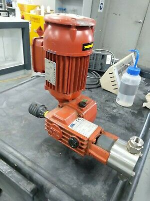 OBL Dosing Pump 6L/h 10bar Stainless Head