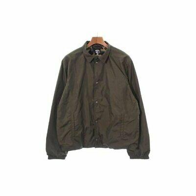 e568f6bb62e9 A BATHING APE 1ST CAMO LINING COACH JACKET KHAKI (M) Bape Authentic Rare