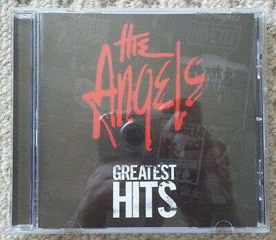 The Angels - Greatest Hits - CD ALBUM [USED - VGC]