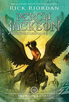 NEW - The Titan's Curse (Percy Jackson and the Olympians, Book 3)
