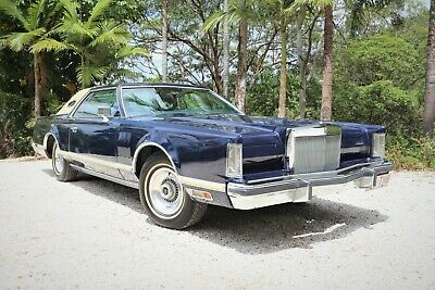 1977 Lincoln Continental BGS Classic Cars Ford Chevrolet Dodge Cadillac Chrysler