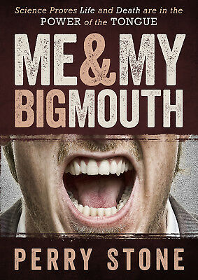 """PERRY STONE-""""Me & My Big Mouth""""-DVD"""