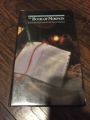 The Book Of Mormon 23 Cd's Audio On Compact Discs LDS Latter-Day Saints 1996