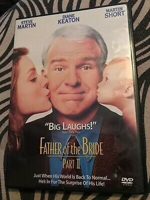 Father of the Bride Part II (DVD, 2000)