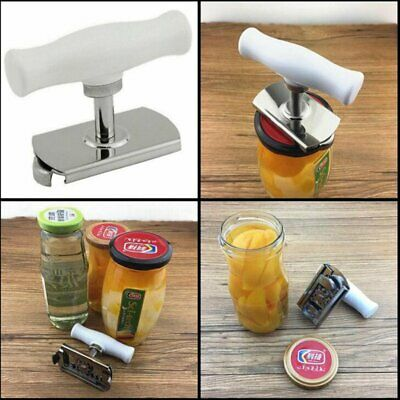 Efficiency Bottle Jar Can Lid Opener Cap Grip Twister Easy Remover Kitchen Tools