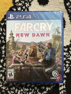 Far Cry New Dawn PS4 - Sealed