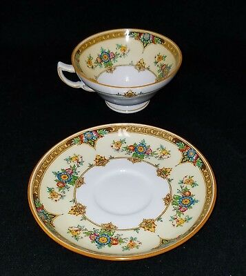 """1926 MINTON """"ELOISE"""" Cup & Saucer Rare VG+ condition Multiple Available ENGLAND"""
