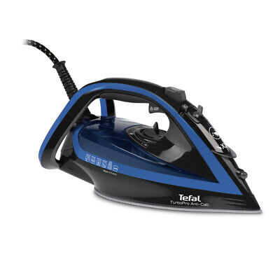 NEW Tefal Turbo Pro Anti-Scale Steam Iron FV5648