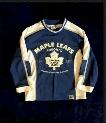 Toronto Maple Leafs Kids Ice Hocket Jersey