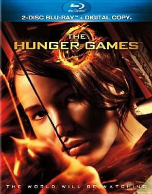 The Hunger Games (Blu-ray + Digital Copy) [Blu-ray] [2012]