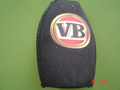 VB Stubby Holder Zip Up Wet Suit Type Material New Unused Sold as Per Scans