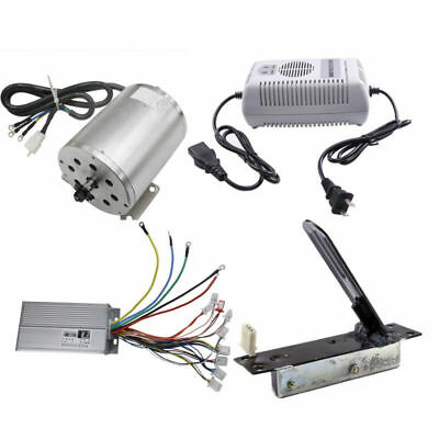1800W 48V BRUSHLESS Electric Motor Speed Controller Pedal