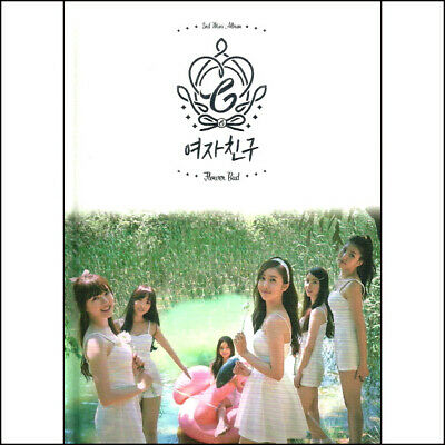 GFRIEND GIRLFRIEND - Flower Bud (2nd Mini Album) Photocard New Sealed CD KPOP