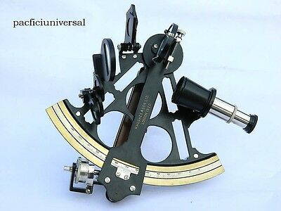 Marine Navy Ship Astrolabe BLACK FINISH Sextant Maritime Nautical Vintage Gift