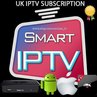 🔥 1 month HD IPTV Subscription For Samsung LG~Smart tvs Premium Sports TV+VOD