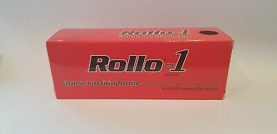 NEW Rollo King Size (84mm) Manual Cigarette Tobacco Tube Injector Machine Roller