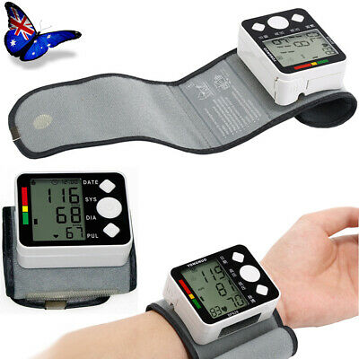 Digital Blood Pressure Monitor Digital Automatic Upper Arm Type with Carry Box