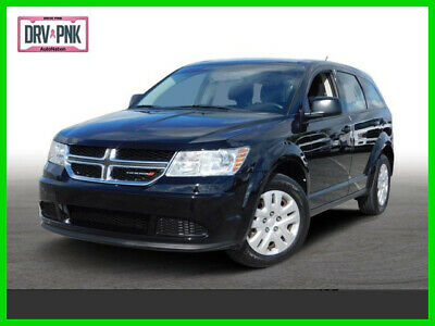 2014 Dodge Journey American Value Pkg 2014 American Value Pkg Used 2.4L I4 16V Automatic Front Wheel Drive SUV Premium