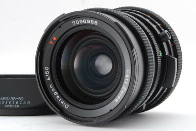 【TOP MINT】Hasselblad Carl Zeiss T* Distagon CF 50mm F4 FLE Lens from Japan 257