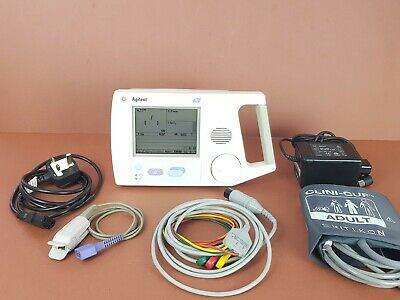 Patient Monitor Agilent A1 Philips with SpO2,NIBP,ECG Portable Vital Signs