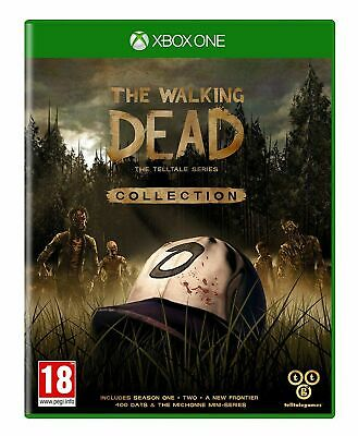 The Walking Dead - Telltale Series: Collection (Xbox One) Brand New & Sealed
