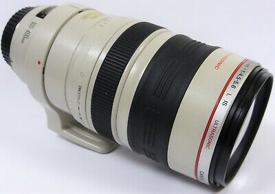 Canon 100-400mm f/4.5-5.6 L IS USM EF Telephoto Zoom Lens Boxed - ST34423