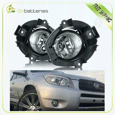 Pleasing 20132015 Toyota Rav4 Clear Driving Bumper Fog Lights W Switch Wiring Wiring Cloud Hisonuggs Outletorg