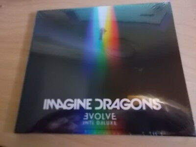 Imagine Dragons - Evolve  DELUXE EDITION  CD  NEU  (20173