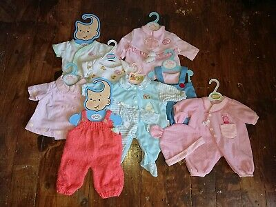 Dolls clothes bundle