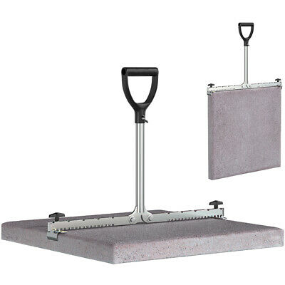 Professional Paving Slab Lifter 30-62cm LANGFIT - With Extra-long Handle - NEW