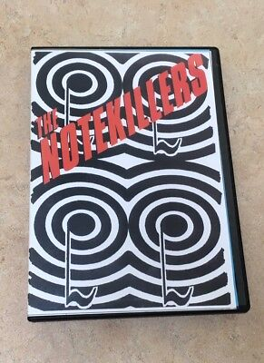 The Notekiller Reunion 2004 Thurston Moore Sonic Youth Philadelphia No Wave 1980