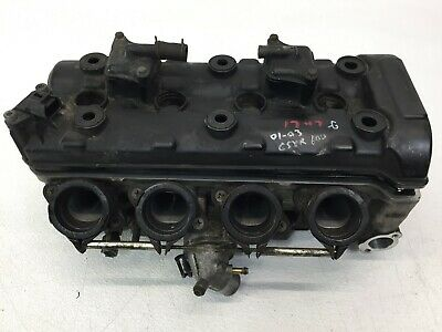 2001 2002 2003 Suzuki Gsxr 600 Engine Cylinder Head -G
