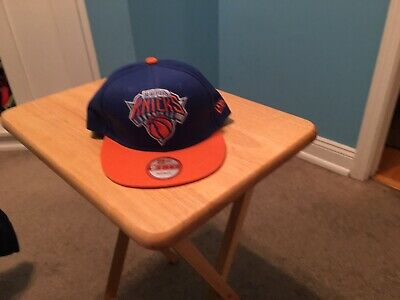 new concept ca420 0afae New York Knicks Mitchell   Ness Cropped Logo XL 2T Snapback Hat