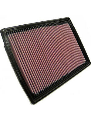 K&N Panel Air Filter FOR FORD GALAXY 2.8L V6 F/I (33-2749)