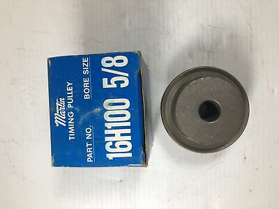 Martin Timing Pulley 16H100 5/8