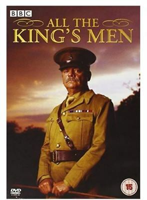 All The Kings Men DVD, David Jason, Dame Maggie Smith (NEW, Factory Sealed)