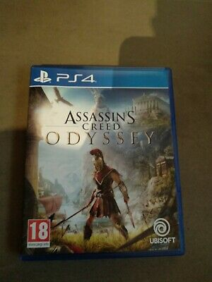 Assassins Creed Odyssey PS4 Spiel